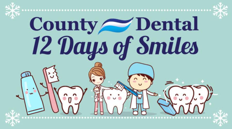 12 Days of Smiles