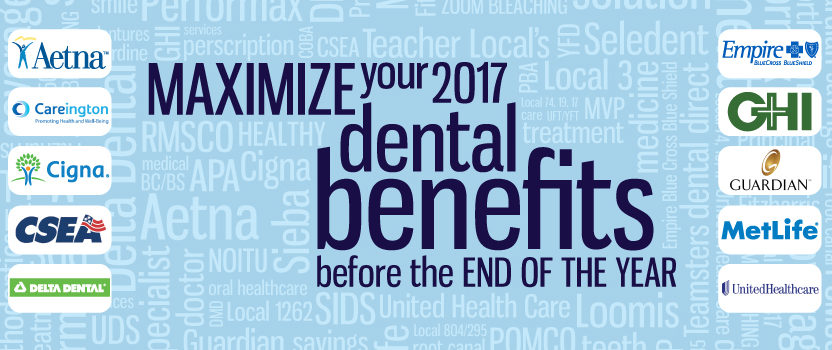 Maximize Your Dental Benefits Before the New Year